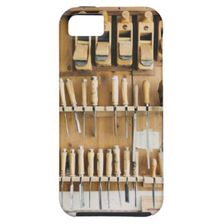 Tools DIY enthusiast Dad Fathers Day Tough iPhone 5 Case
