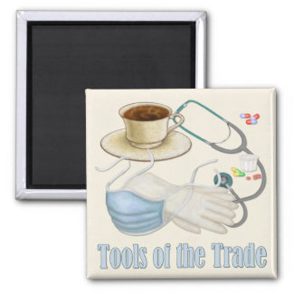 Tools of the Trade Magnet