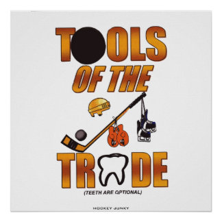 TOOLS OF THE TRADE PRINT