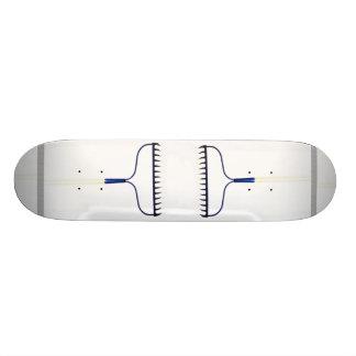 Tools of Trade- Garden rake Skate Board Deck