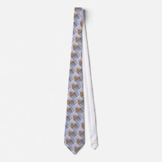 Tools of Trade- Gouges Neck Tie