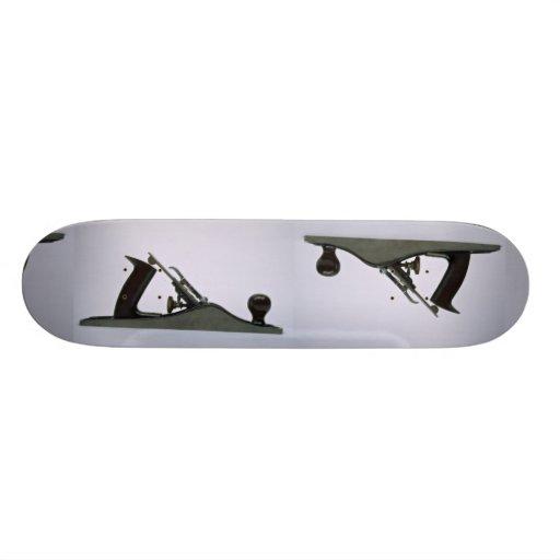Tools of Trade- Standard plane profile Custom Skate Board