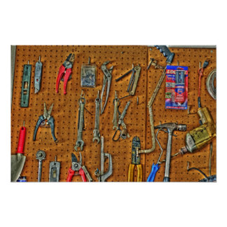 TOOLS POSTER