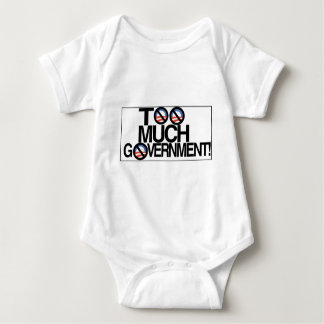 Toomuch government.jpg tshirt
