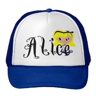 Toon Alice - Alice's Adventures in Wonderland Cap