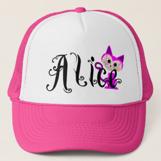 Toon Cheshire Cat - Alice in Wonderland Trucker Hat