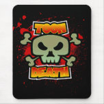 Toon Death Mouse Pad