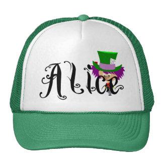 Toon Mad Hatter - Alice's Adventures in Wonderland Trucker Hat