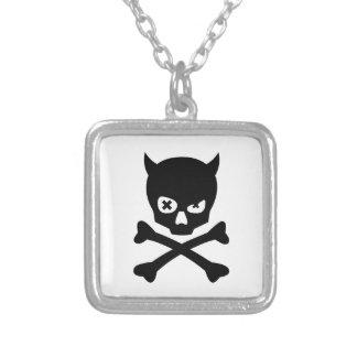 toon skull custom jewelry