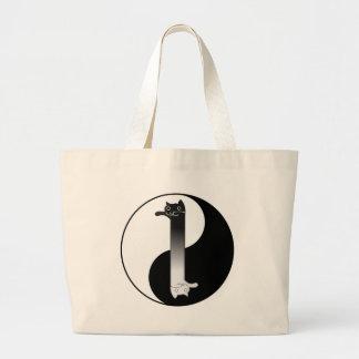 Toon Tao of Longcat Tote Bags