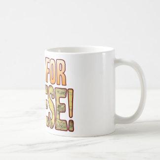 Toot For Blue Cheese Coffee Mug