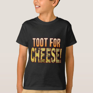 Toot For Blue Cheese T-Shirt