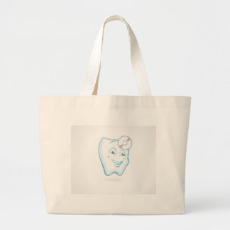 Tooth Dentist Tote Bag