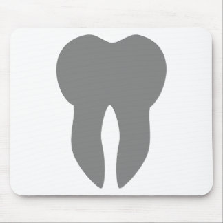Tooth - dentist mouse mat