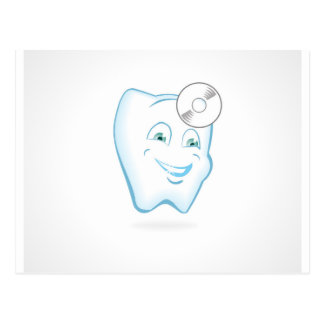 Tooth Dentist Post Cards