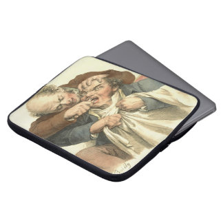 Tooth Extraction 1790 Laptop Sleeve