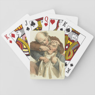 Tooth Extraction 1790 Poker Cards