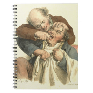 Tooth Extraction 1790 Spiral Notebooks