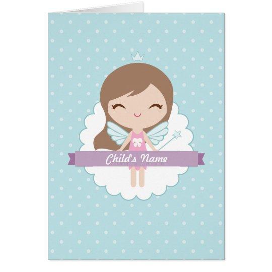 Tooth Fairy Card (Customisable)