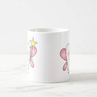 Tooth Fairy coffee mug- just add your name Basic White Mug