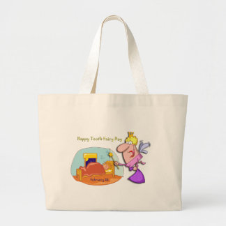 Tooth Fairy Day February 28 Bag