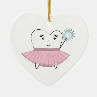 Tooth Fairy Christmas Ornaments