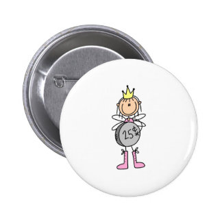Tooth Fairy Giving Some Change Button
