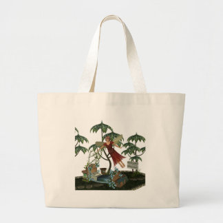 Tooth Fairy in Flight Canvas Bags
