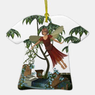 Tooth Fairy in Flight Ornament