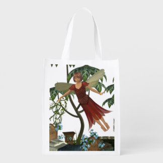 Tooth Fairy in Flight Market Tote