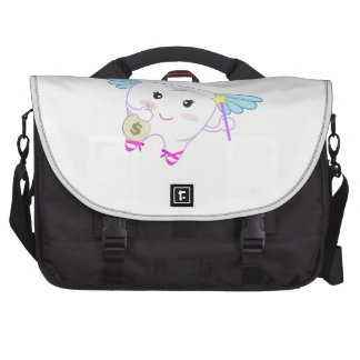 Tooth Fairy Laptop Computer Bag