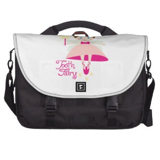 Tooth Fairy Laptop Bags
