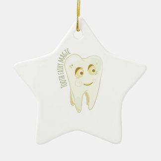 Tooth Fairy Magic Christmas Tree Ornaments