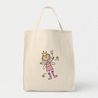 Tooth Fairy Stick Figure Bag