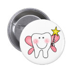 Tooth Fairy Tshirts and Gifts 6 Cm Round Badge