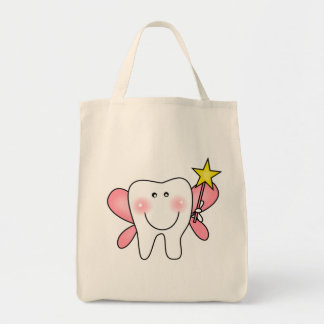 Tooth Fairy Tshirts and Gifts Canvas Bag