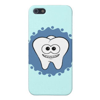 Tooth Phone iPhone 5 Cases