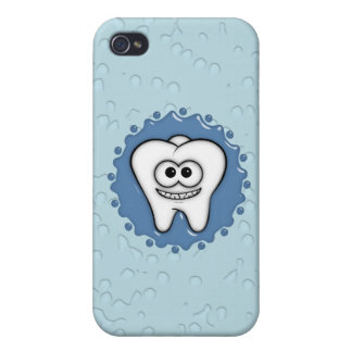 Tooth Phone Case For iPhone 4