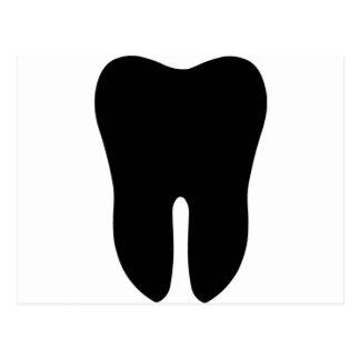Tooth Postcard