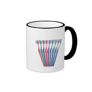 Toothbrushes Ringer Mug