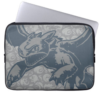 Toothless Character Art Laptop Sleeve