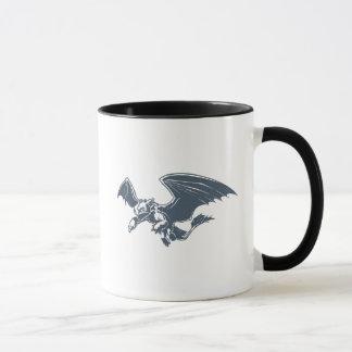 Toothless Character Art Mug