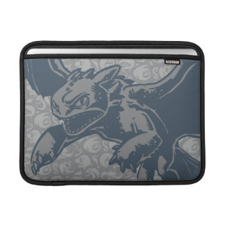 Toothless Character Art Sleeves For MacBook Air