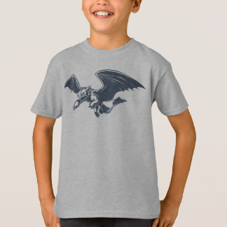 Toothless Character Art T Shirt
