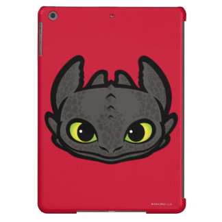 Toothless Head Icon Case For iPad Air