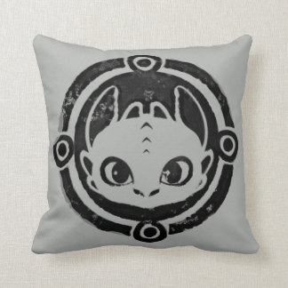 Toothless Icon Cushion