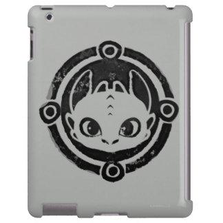 Toothless Icon iPad Case
