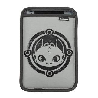 Toothless Icon iPad Mini Sleeves