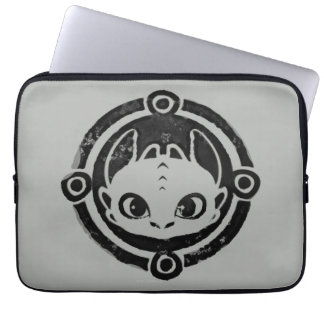 Toothless Icon Laptop Sleeve