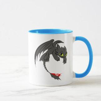 Toothless Illustration 01 Mug